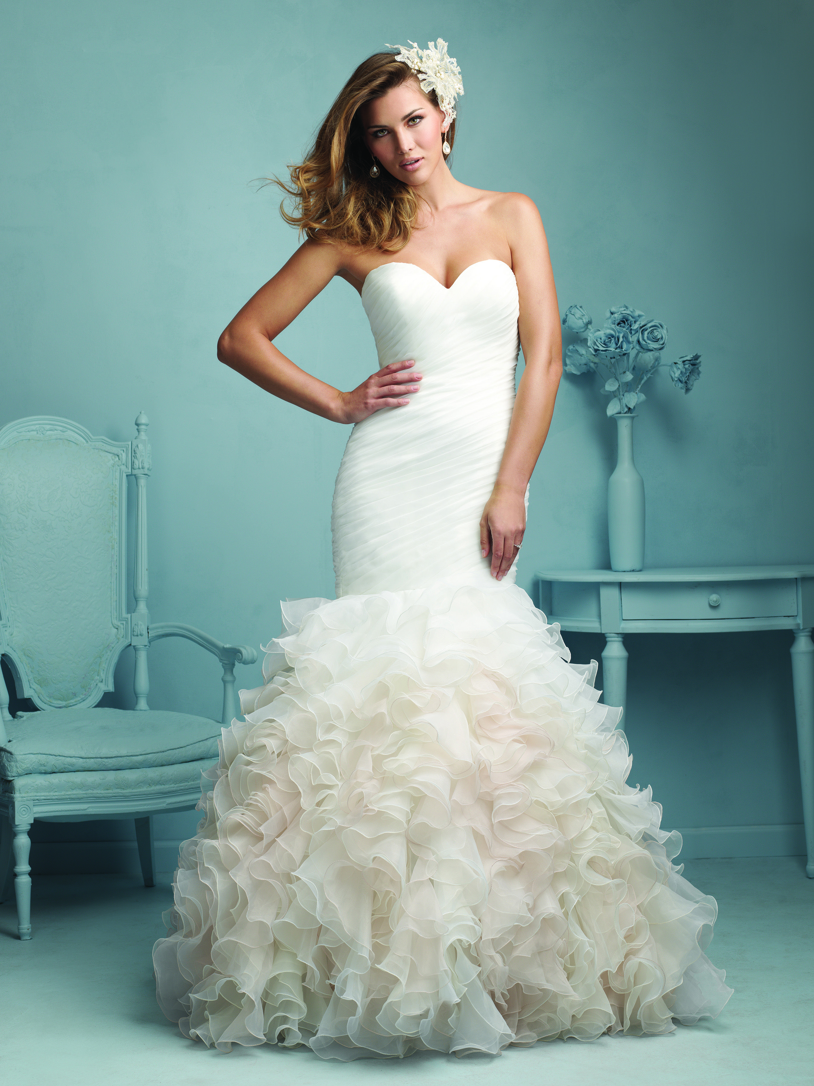 Allure Bridals 9223 Ashley Rene\'s 655 CR 17 Elkhart, IN 46516 (574 ...