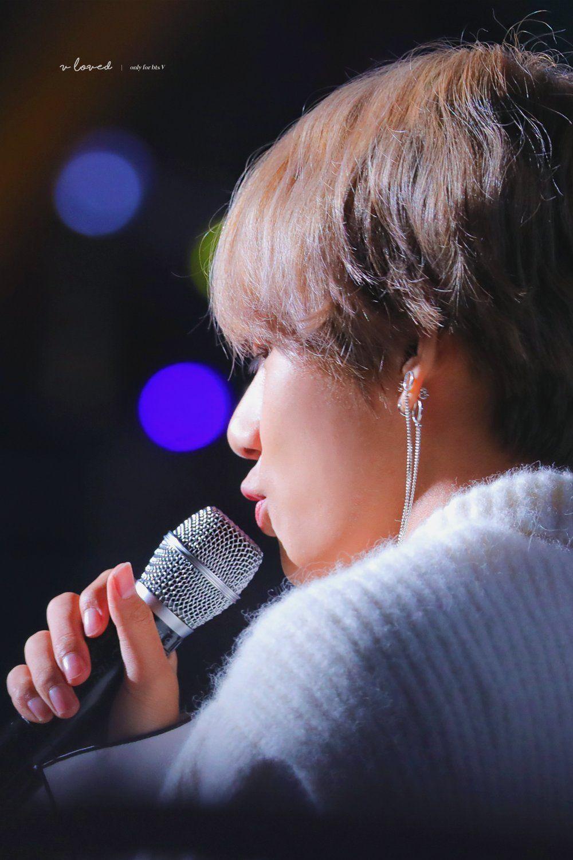 170924 BTS SBS Inkigayo Super Concert in Daejeon V 김태형