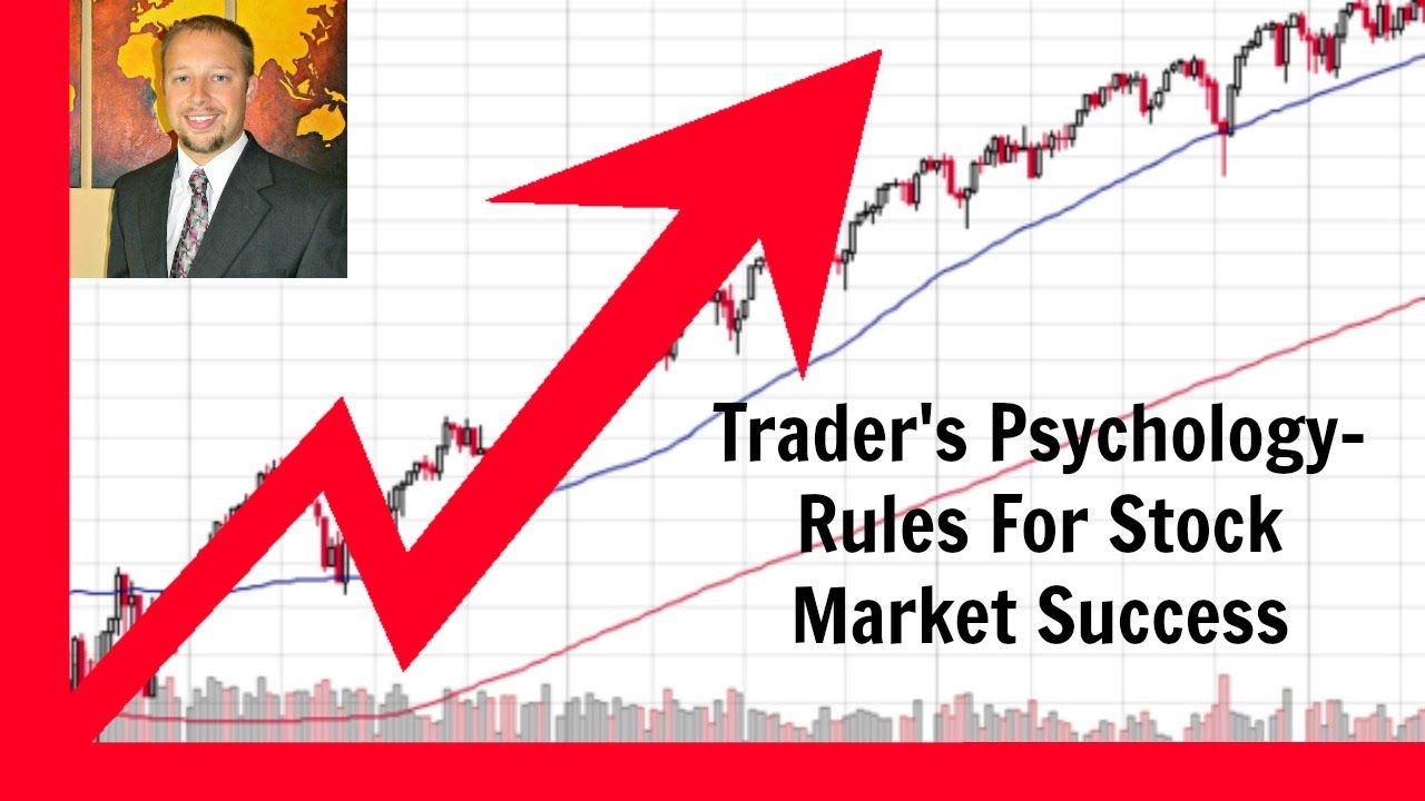 Trader S Psychology Rules For Stock Market Success Stock Market Stock Exchange Time The Market Bear Markets Risk Management Stock Market Psychology