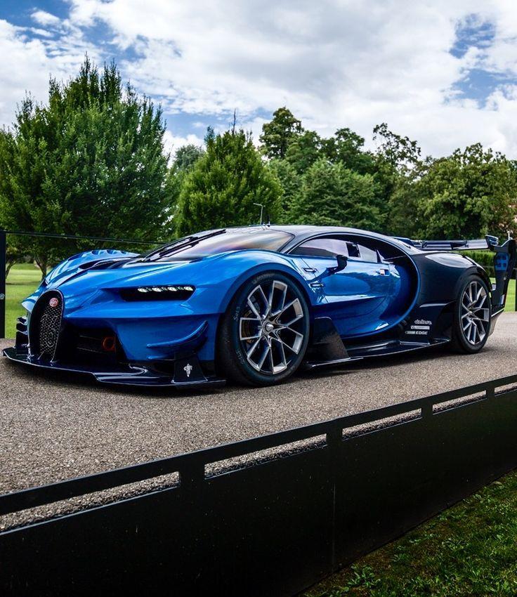 #Bugatti Vision Gran Turismo