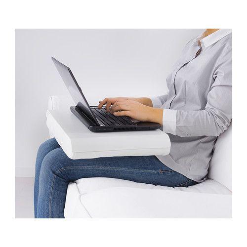 st djan support ordinateur portable ikea entretien facile car la housse est amovible et lavable. Black Bedroom Furniture Sets. Home Design Ideas
