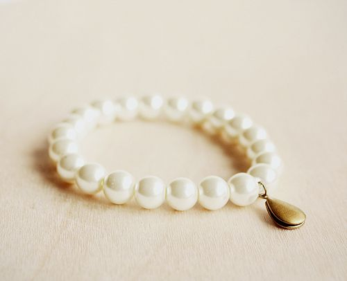sweet pearls and pendant