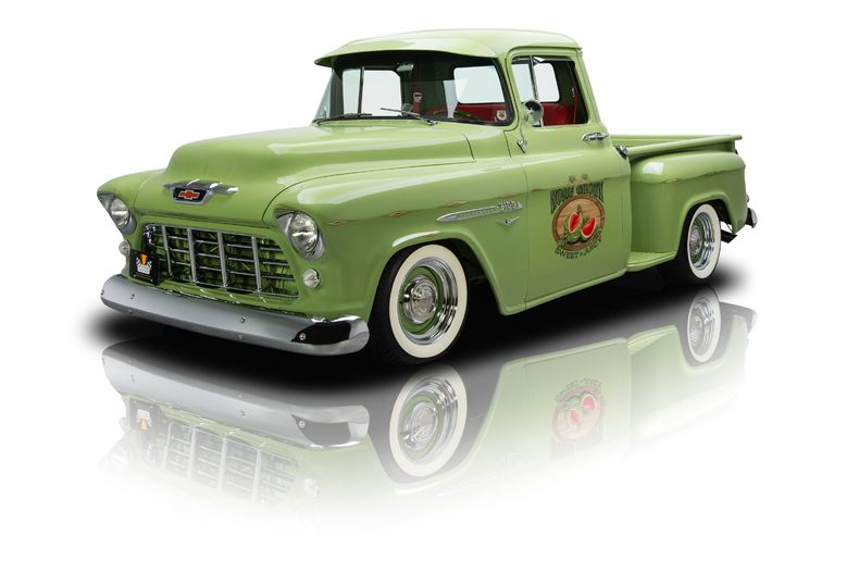 1955 Chevrolet 3100 Pickup Truck 355 V8 5 Speed Manual w/AC