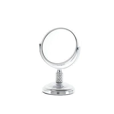Danielle Creations Mini Pearl Studded Stem Mirror