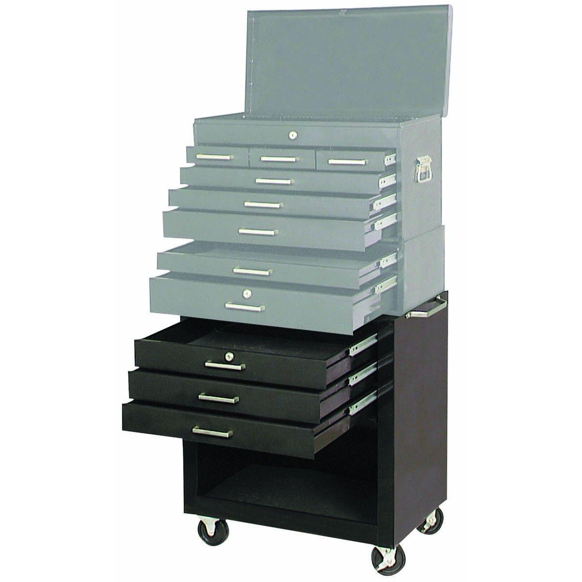 27 3 Drawer Black Bottom Roller Cabinet Solar Panel Kits