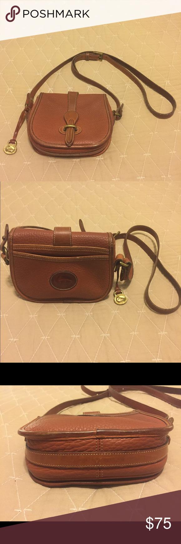 Dooney & Bourke purse Leather crossbody purse, Purses