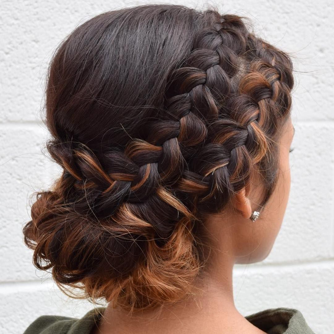 23 Romantic Wedding Hairstyles For Long Hair: 79 Beautiful Bridal Updos Wedding Hairstyles For A
