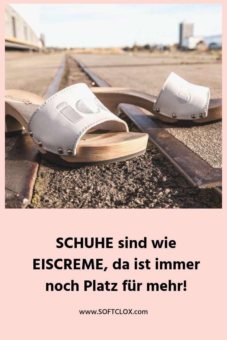super popular 6e88d f3cf6 Schuhe sind wie Eiscreme, da ist immer noch Platz für mehr ...