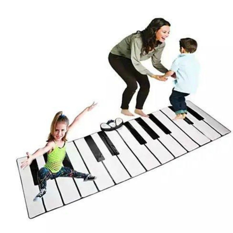 Musical Piano Touch Mat My 1st Giant Piano Sing Along And Dance