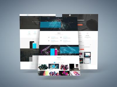 Free Psd 3d Web Presentation Mockup In 2021 Website Mockup Templates Web Design Mockup Website Mockup