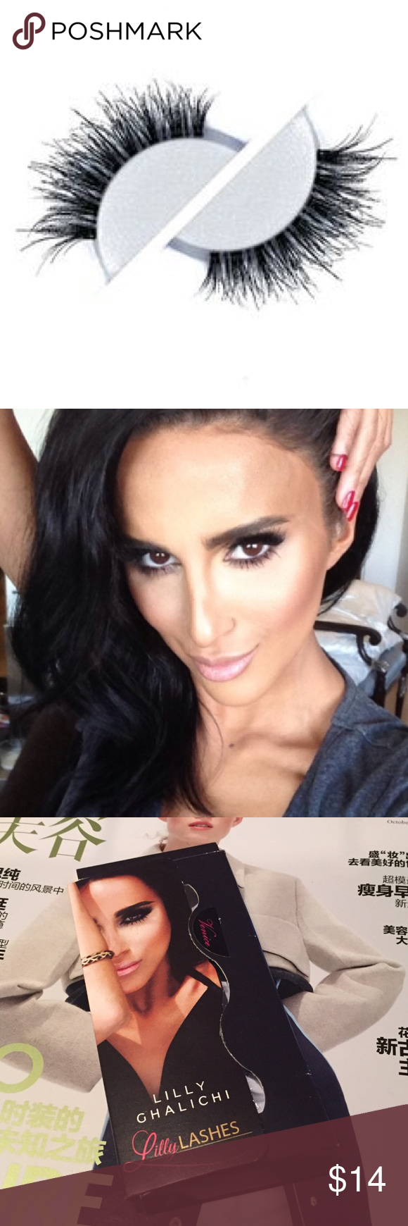Lilly Lashes By Lilly Ghalichi Venice Band Less And Subtle Lashes