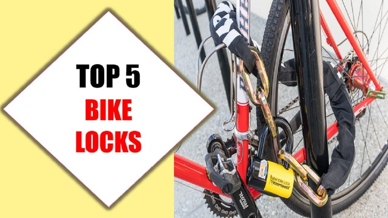 Top 5 Best Bike Locks 2018 Best Bike Lock Review By Jumpy