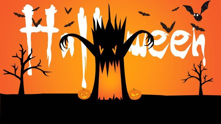 Shuddering Halloween Powerpoint Templates From Presentationload