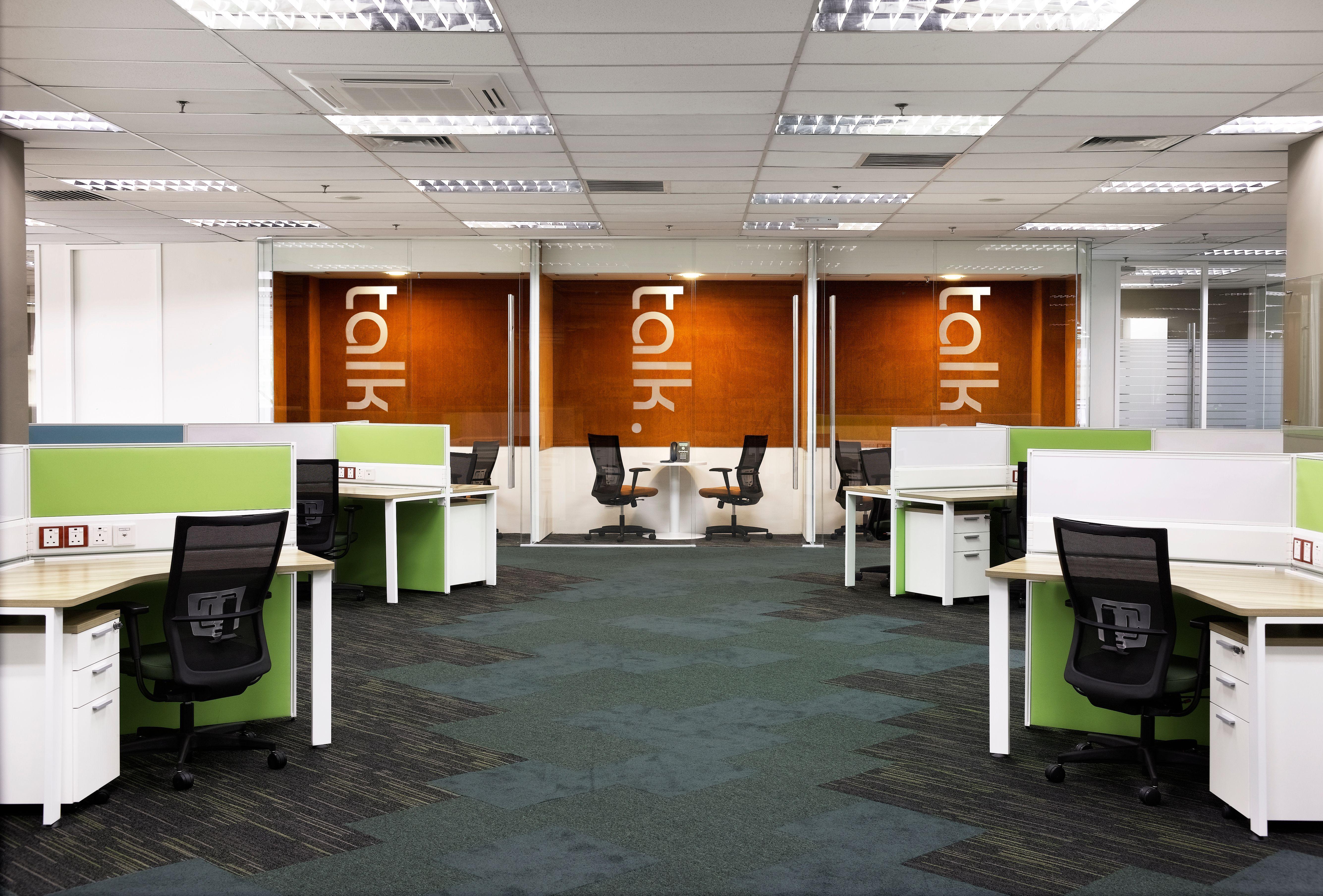 Fuji Xerox In Kuala Lumpur Malaysia Design And Build Project By
