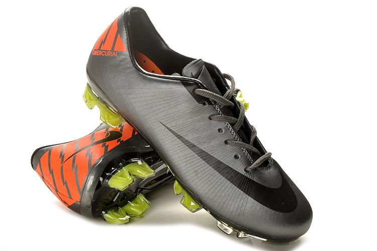online store 100% authentic new list Nike Mercurial Vapor VII Superfly III TRX FG Black Gray ...