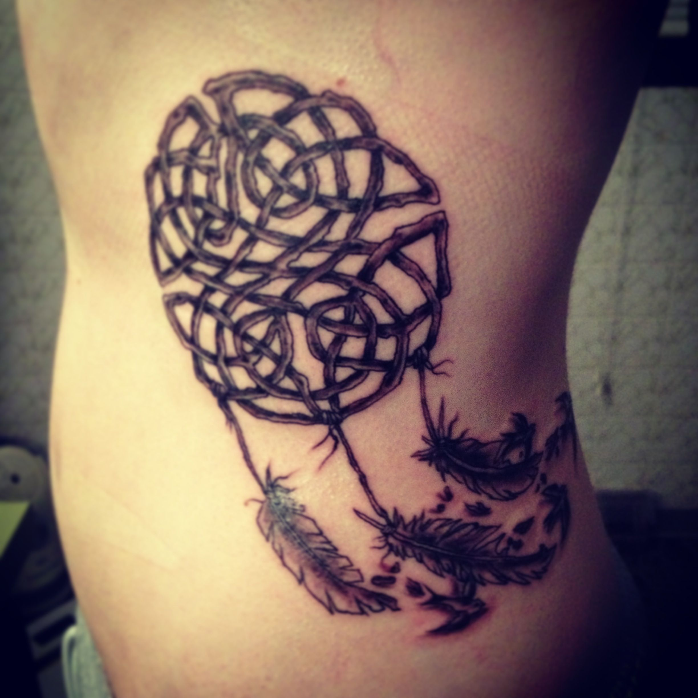 068f6c3856d2e Dreamcatcher #celtic #tattoo super cute | Stylish Sarah | Tattoos ...