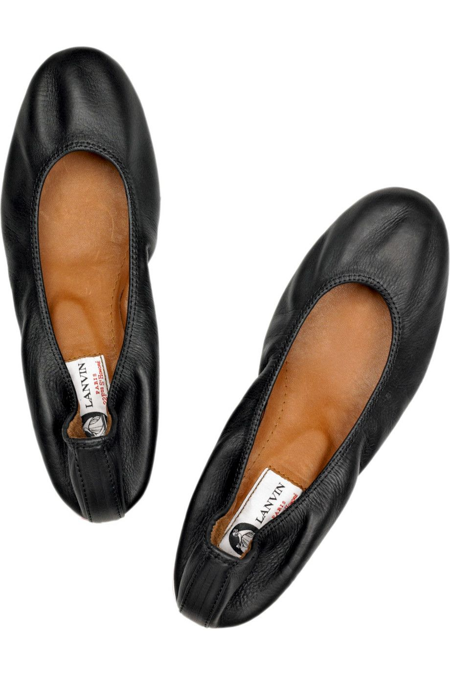 d50b8f51912e Lanvin ballerina flats. Hope these aren t as comfy as they look so I don t  fall I love with them