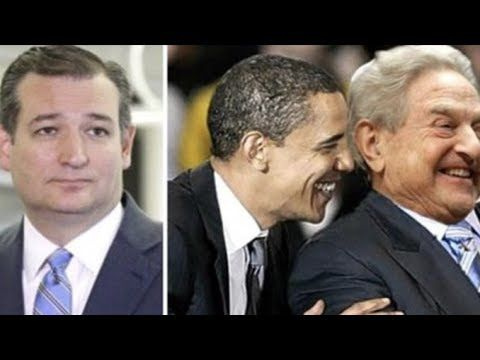 Image result for Finally It's About To Go Down: Ted Cruz' Phenomenal New Investigation, Will Put Soros & Obama In Jail