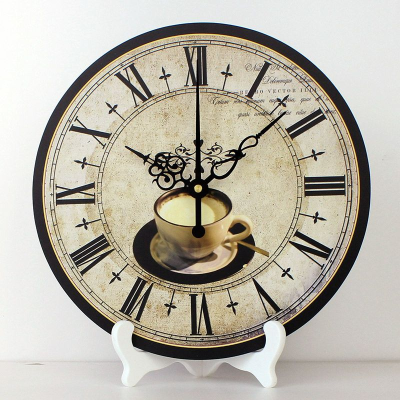 Charming Decorative Table Clocks Picture   More Detailed Picture About Wholesale  Waterproof Clock Face Kitchen Watch More Quiet Home Decor Table Clocks  Modern Design ...