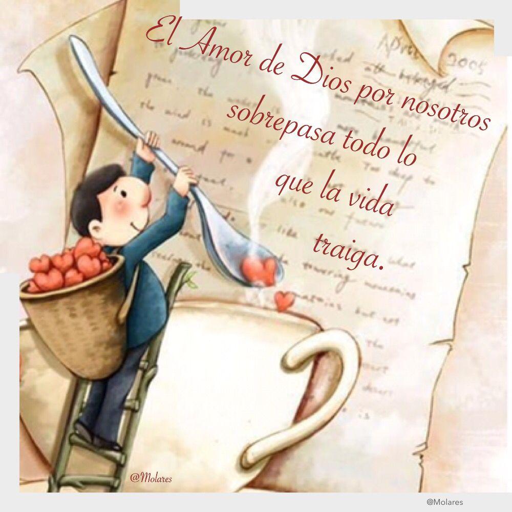El Amor De Dios Sobrepasa Todo Lo Que La Vida Traiga Arte Del Café Ilustraciones Dibujos