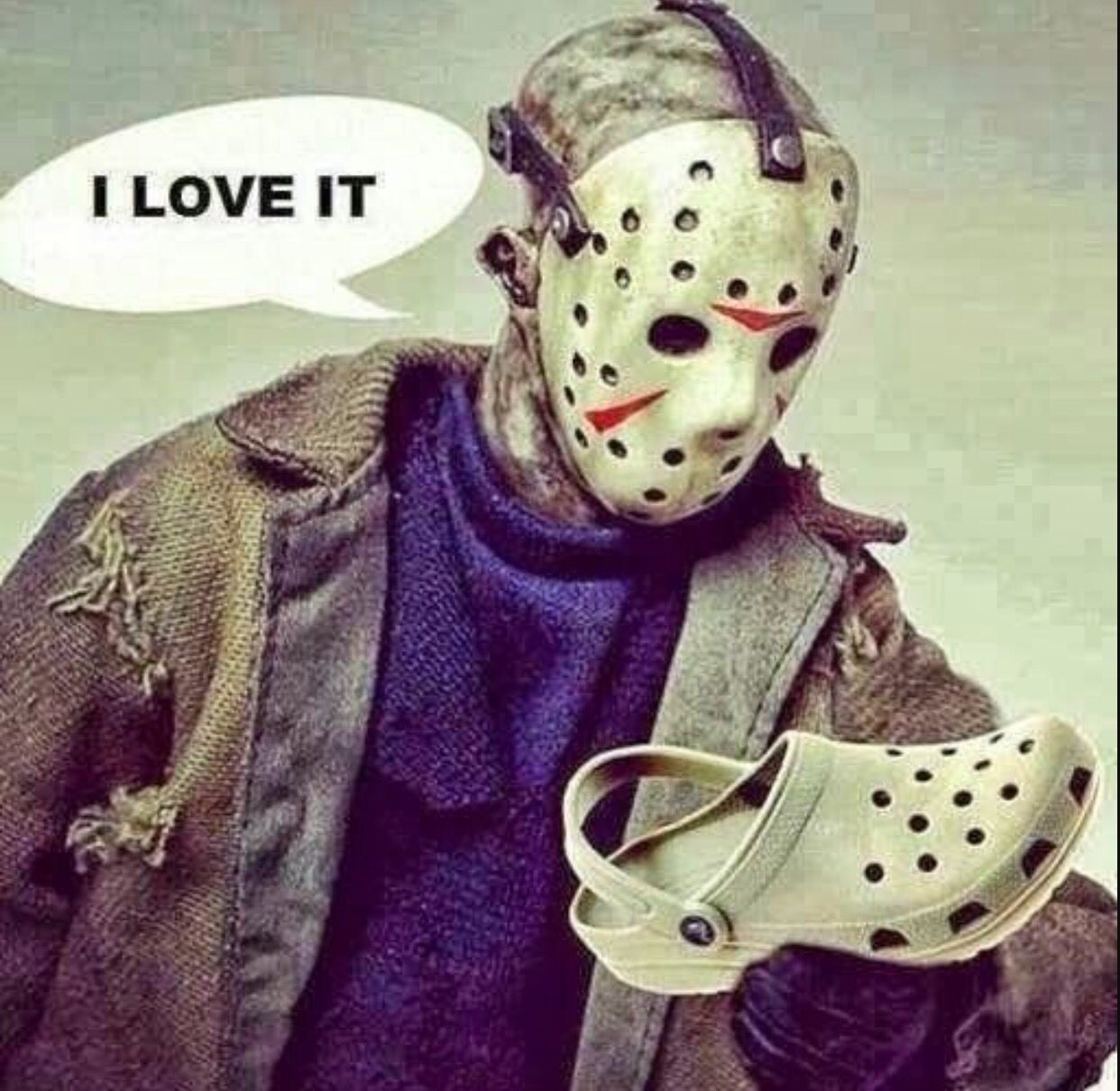 Happy Friday the 13th.. Funny and to funny Haha funny