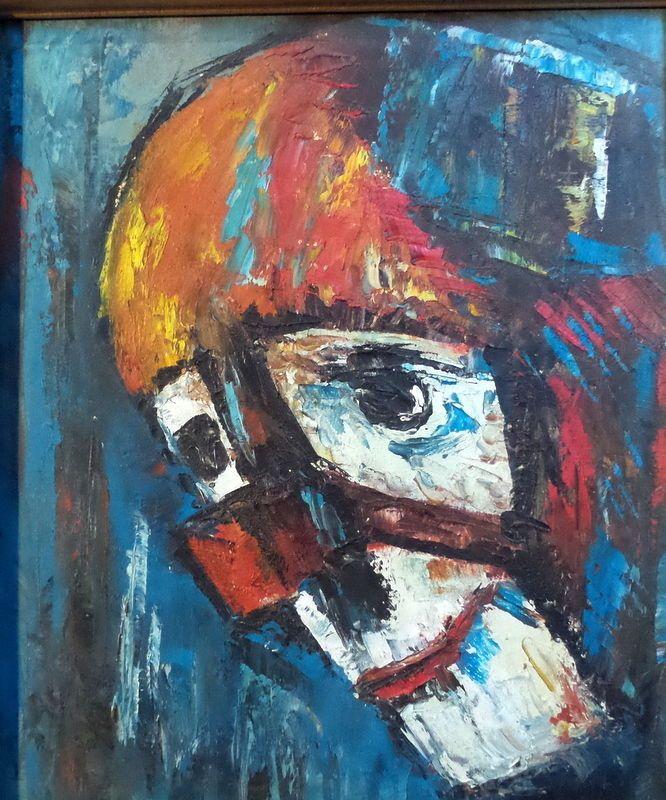 Delia Zeitgenossische Kunst Moderne Kunst Acrylmalerei