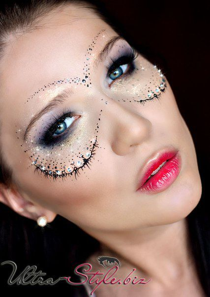 Pin De Kim Dn Em Artistic Makeup Ideias De Maquiagem Mascara De Maquiagem Maquiagem Carnaval