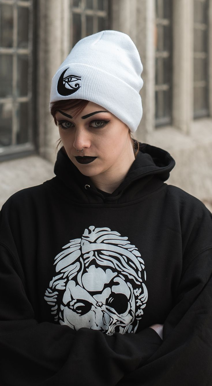 ... Beanie -Shattered Skull Hoodie - Cryptic Apparel brings you best in  mens and womens fashion. - Shop for Egyptian f32835f901e