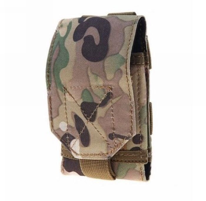 Blackview BV6000 Case Outdoor Camo Camouflage Phone Bag Universal Hook Loop Belt Pouch Holster Cover For UMI Touch X Free Ship