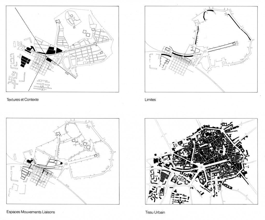 Sextius-Mirabeau Master Plan – Richard Meier & Partners Architects