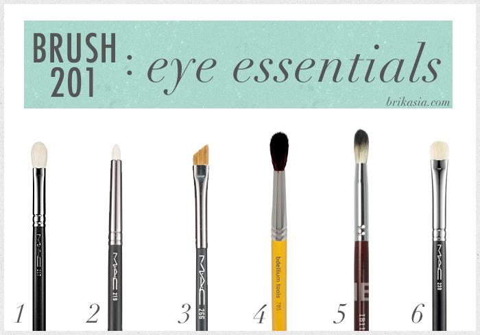 Brush 201 Eye Brush Essentials Eye brushes, Discount