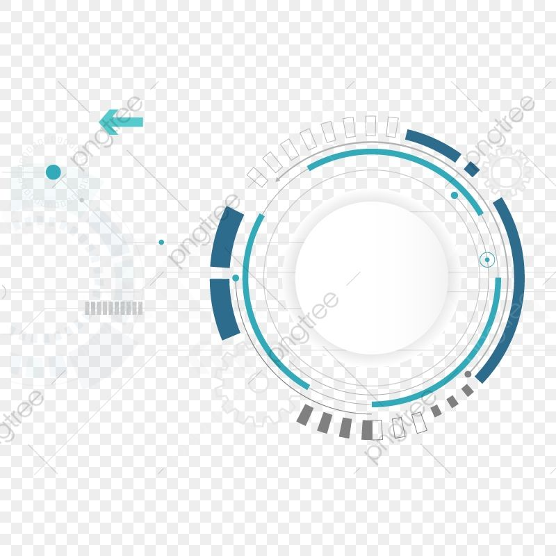 Abstract Circle Technology Background Technology Background Abstract Png And Vector With Transparent Background For Free Download Technology Background New Background Images Camera Logos Design