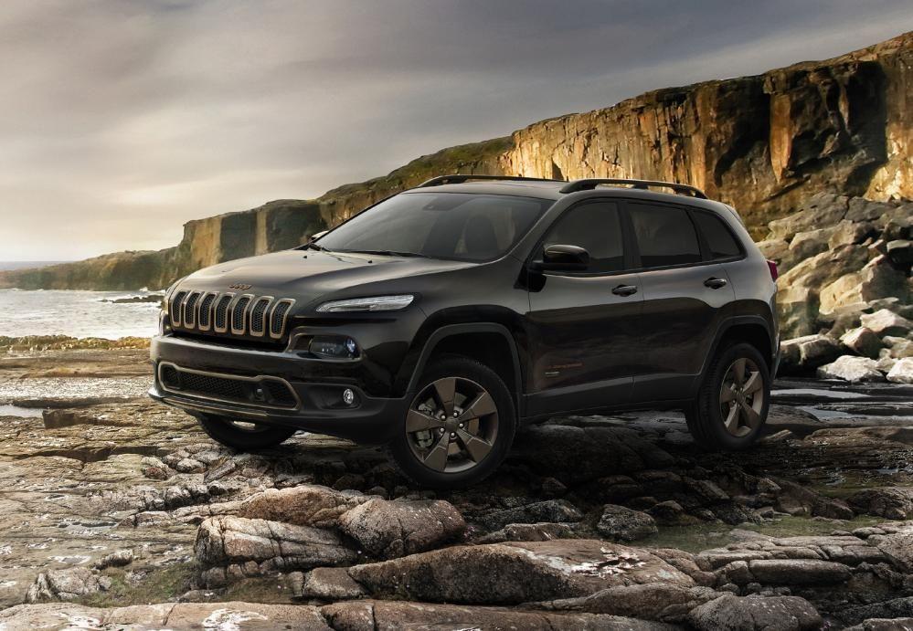 Jeep launches anniversary range Jeep cherokee, Jeep