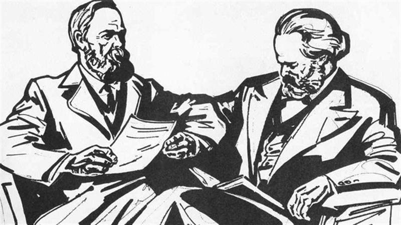 YÖK 'Komünist Manifesto'ya savunma istedi
