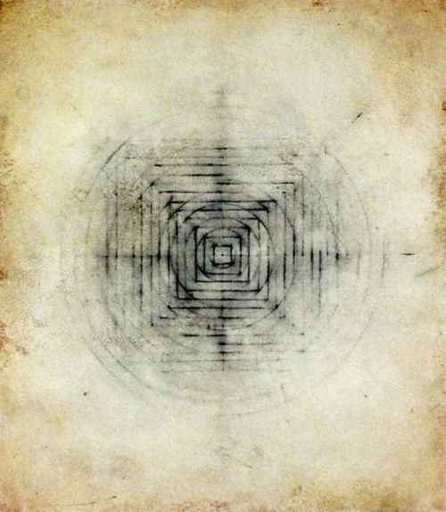 theuniversemocksme: Luisa Sartori / Sacred Geometry <3