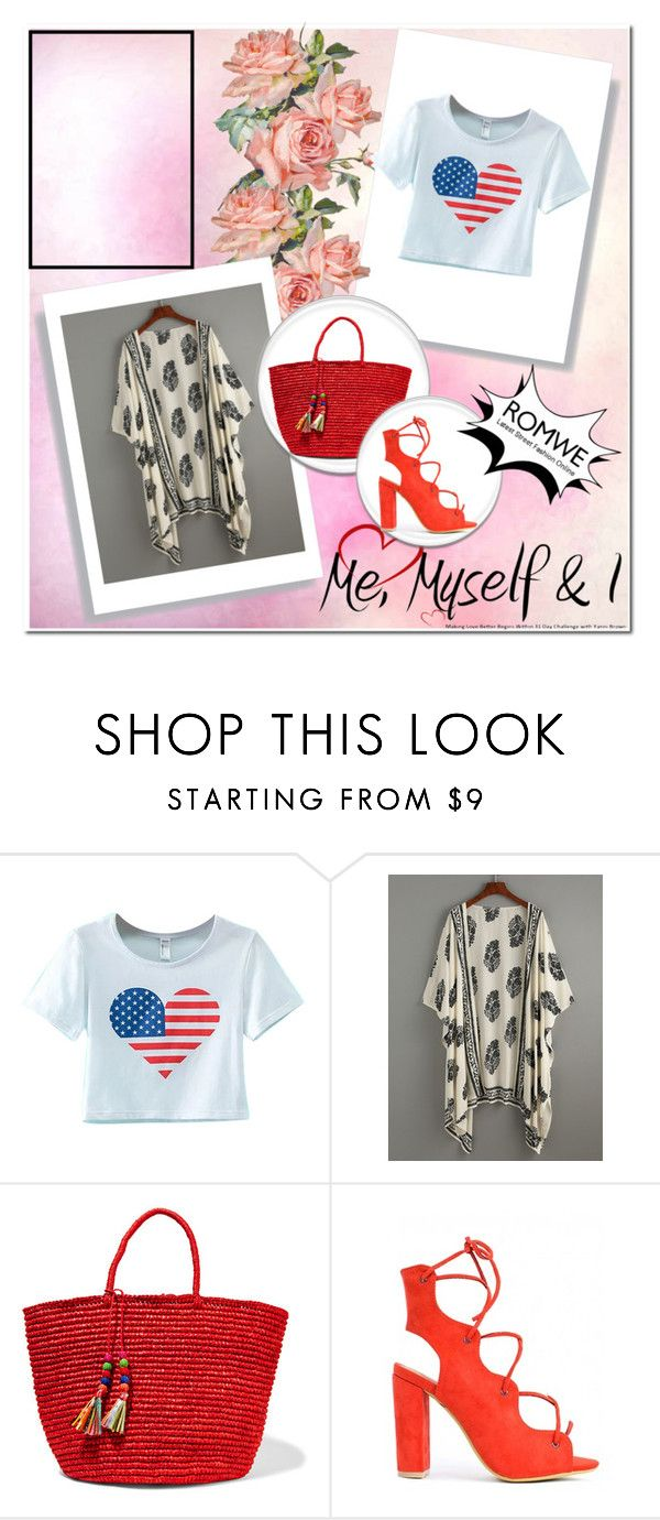 """""""Untitled #21"""" by lena45-1 ❤ liked on Polyvore featuring Chicnova Fashion, Sensi Studio and vintage"""