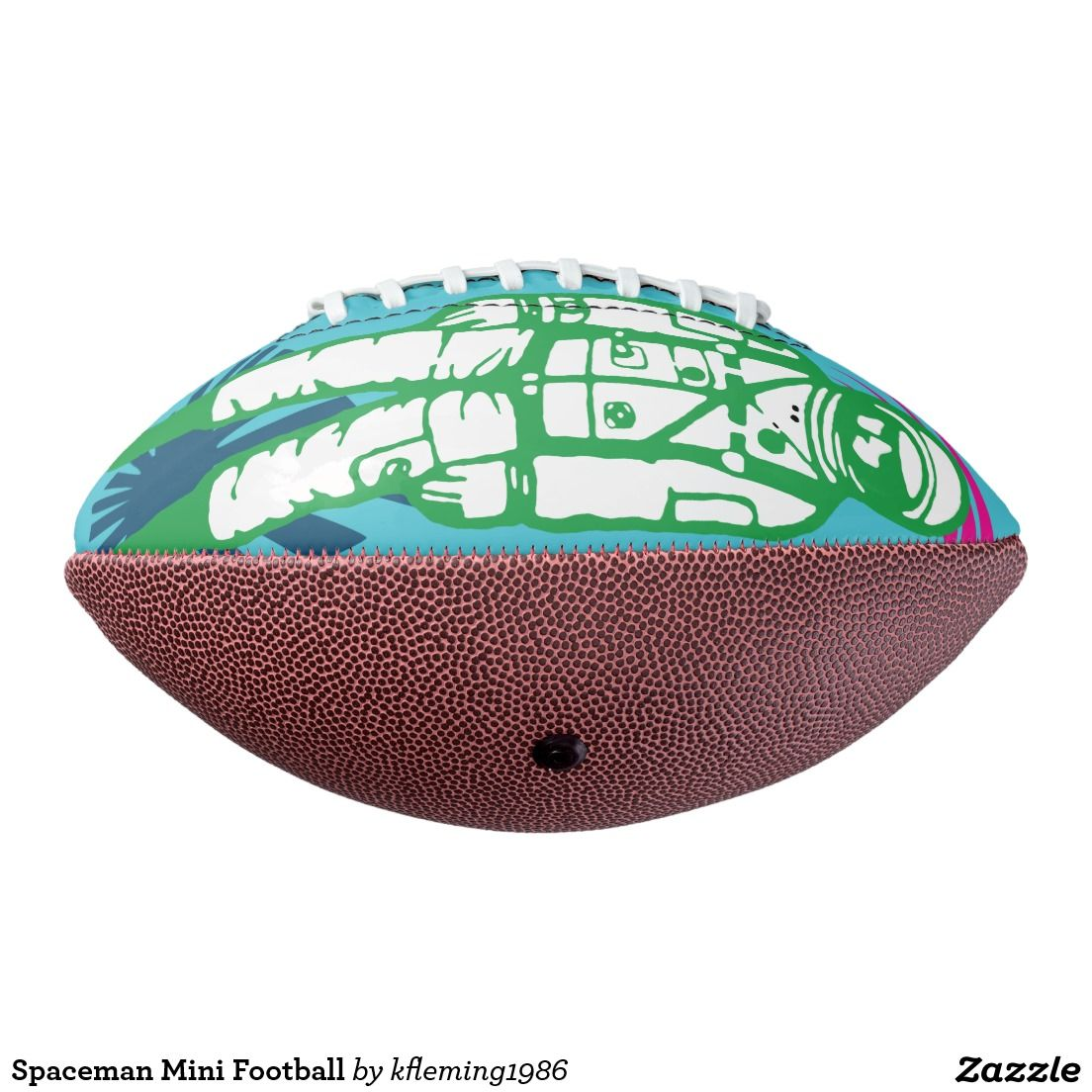 eed6c8e5a62 Spaceman Mini Football