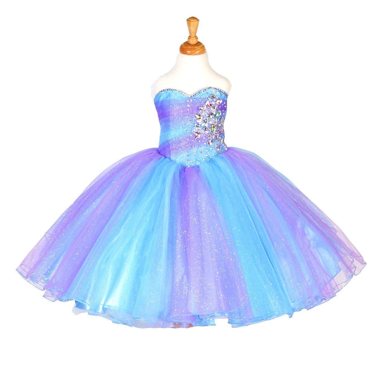 Flower Girl Dress Fgd044 Vestidos Para Presentacion