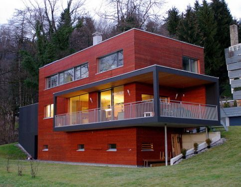 INSPIRATION: A Passive House In Austria