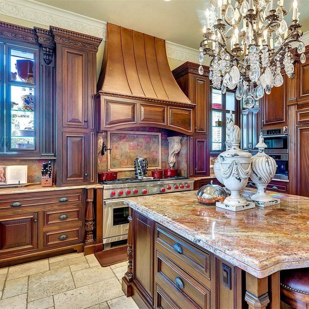 Grand Designs Kitchens: One Of #Texas' Prized #architectural Treasures, And