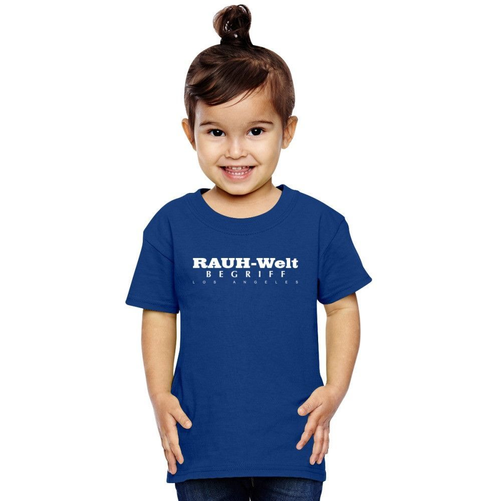 Rauh-Welt Begriff Los Angeles Toddler T-shirt