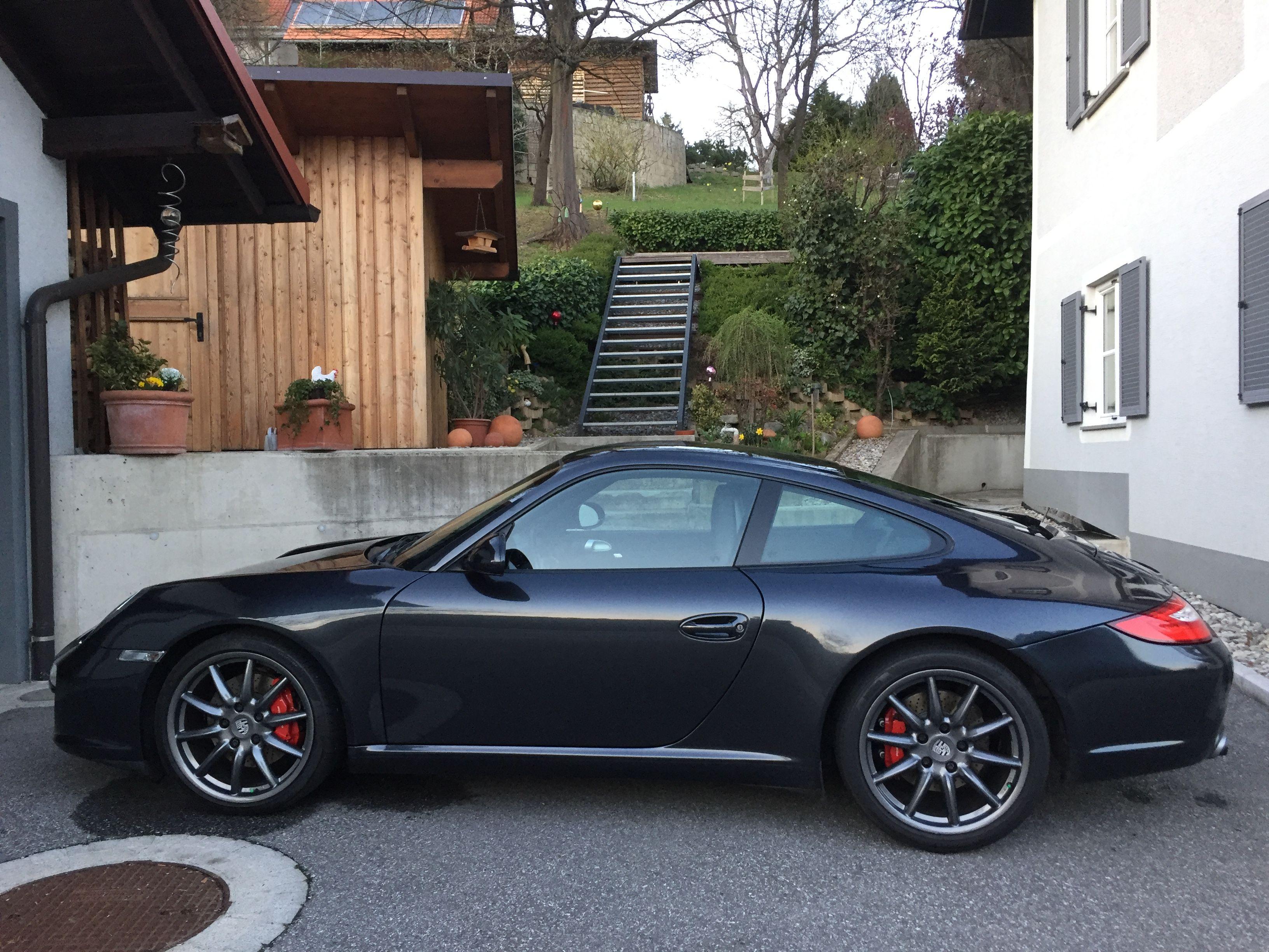 Superbe Carrera, Porsche