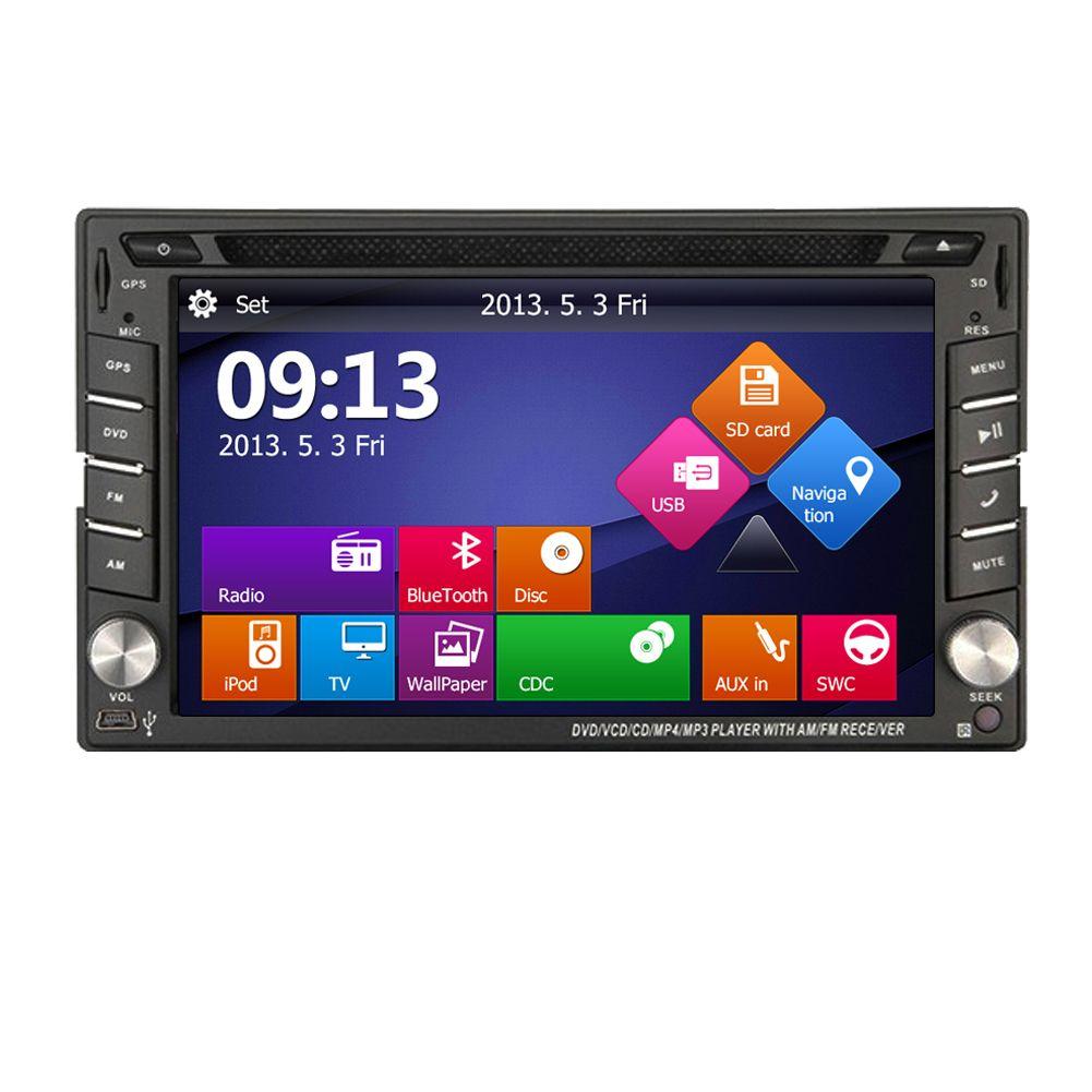 EinCar 6 2 Inch Touch Screen Bluetooth Car Stereo Receiver