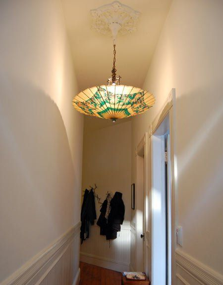Flickr Find: DIY Parasol Light | Apartment Therapy