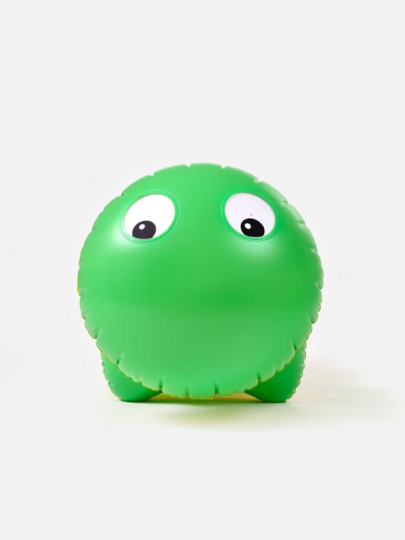Caterpillar inflatable toy by Czech designer Libuše Niklová at moonpicnic.com