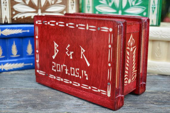 Wooden anniversary gifts personalized gift box anniversary gift