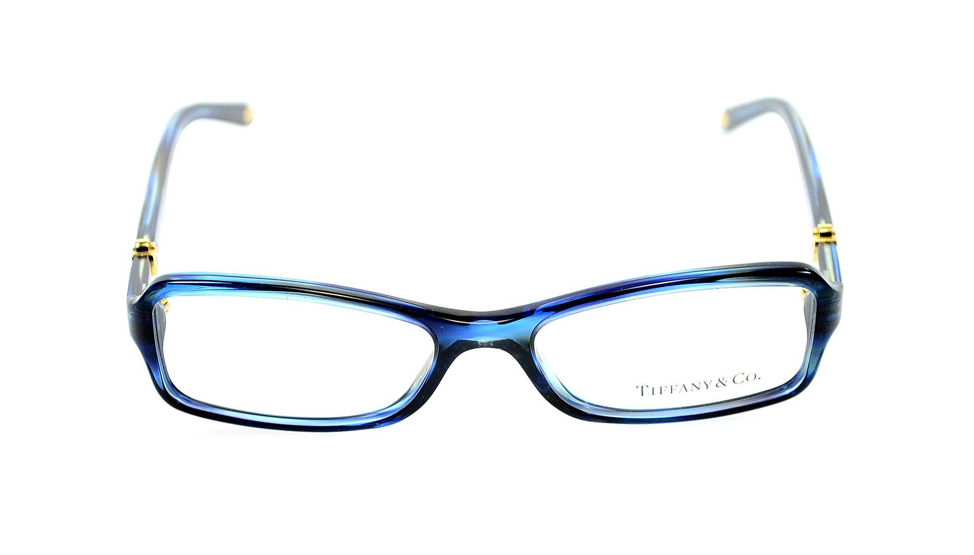 55083103a12 Tiffany   Co Womens Eyewear Frames TF2061 54 mm Ocean Blue 8113 ...