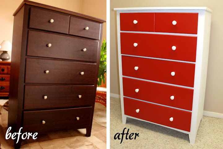 Best 25 Paint A Dresser Ideas On Pinterest How To Refinish Dresser Bedroom Furniture Redo