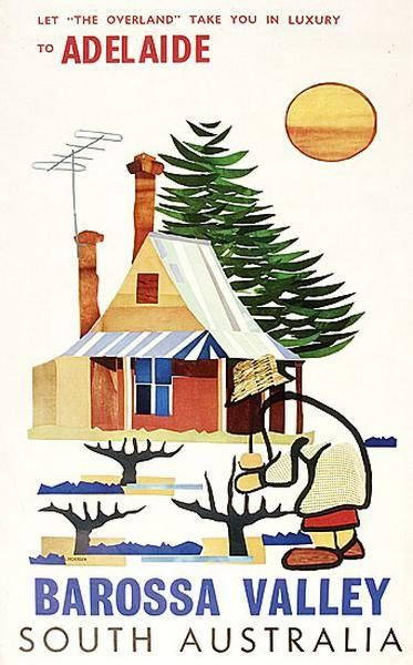 Vintage Adelaide Australia Tourism Poster A3 Print Etsy In 2020 Posters Australia Travel Posters Tourism Poster