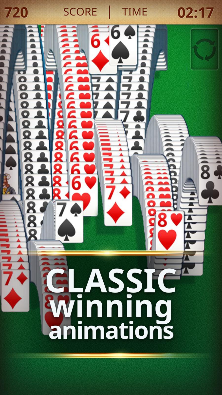 Solitaire Classic 漏 CardCasinoappsios в 2020 г